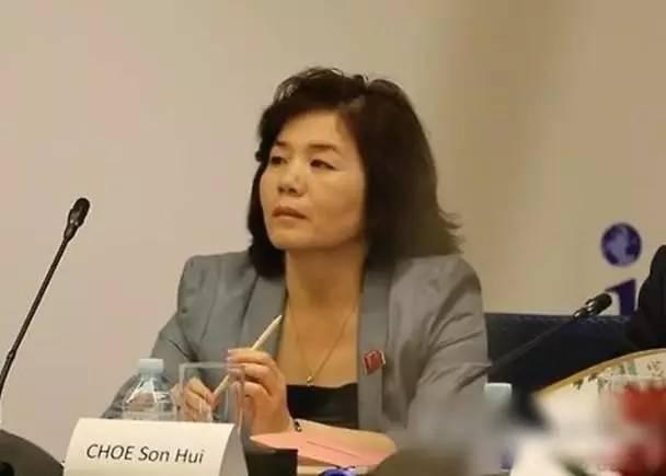 朝鲜外务省美洲局局长崔善姬