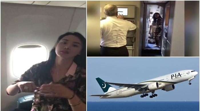 巴铁机长邀中国美女伴飞2小时 曝光后遭调查