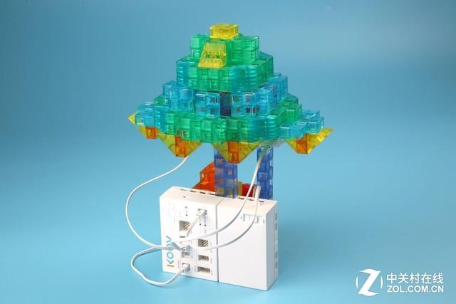 索尼KOOV可编程教育机器人
