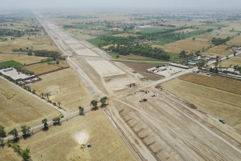 巴基斯坦卡拉奇至拉合尔高速公路