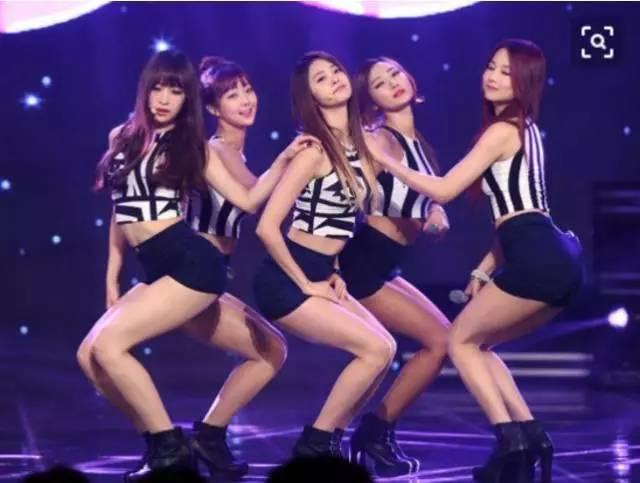 韩国女子组合EXID