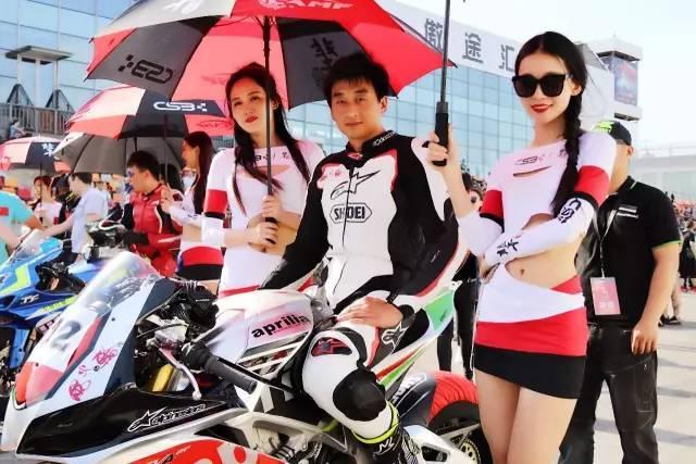 意大利顶级赛车Aprilia加盟中国摩托车赛事CSBK