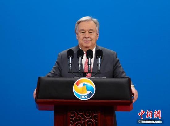 联合国秘书长将首次访日 将与日本首相举行会谈