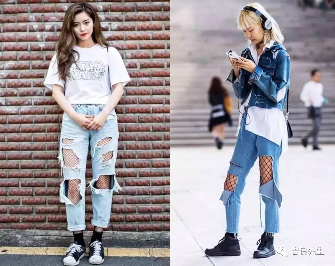 网袜这货到底是怎么红起来的?备受争议icon级时尚单品 风格偶像 图6