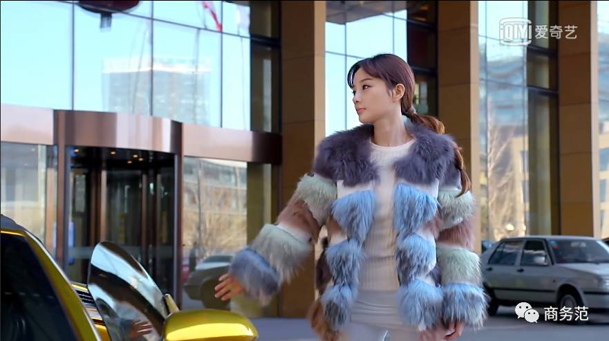 为什么国产剧富家女都爱穿皮草? 娱乐八卦 图19