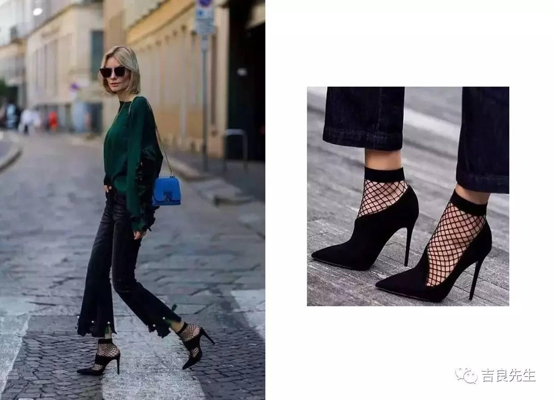 网袜这货到底是怎么红起来的?备受争议icon级时尚单品 风格偶像 图31
