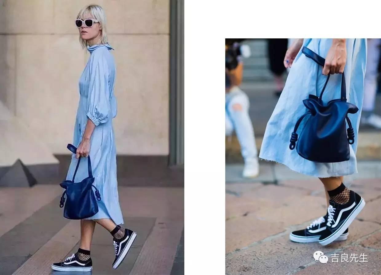 网袜这货到底是怎么红起来的?备受争议icon级时尚单品 风格偶像 图11