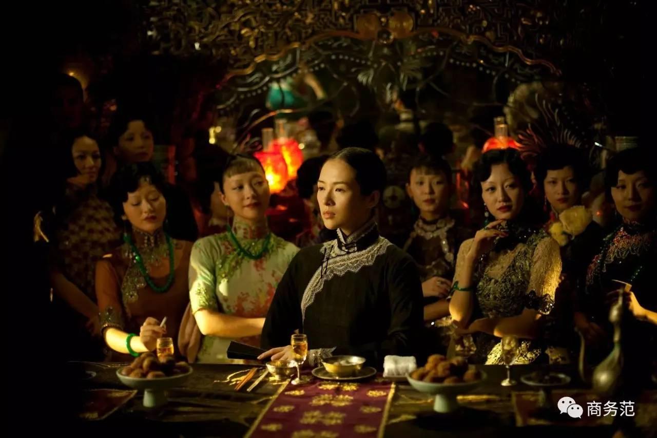 为什么国产剧富家女都爱穿皮草? 娱乐八卦 图35