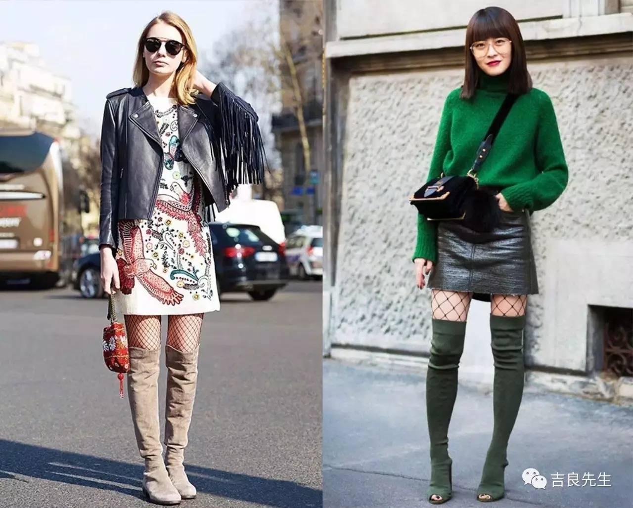网袜这货到底是怎么红起来的?备受争议icon级时尚单品 风格偶像 图28