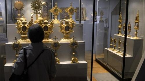 遭窃的富维耶博物馆(资料图)