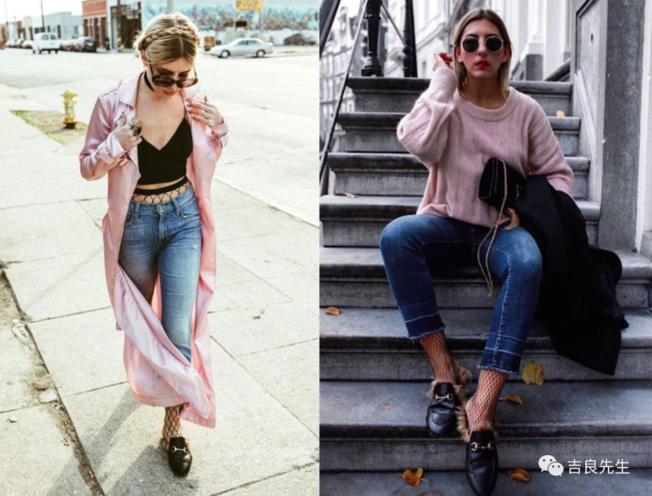 网袜这货到底是怎么红起来的?备受争议icon级时尚单品 风格偶像 图24