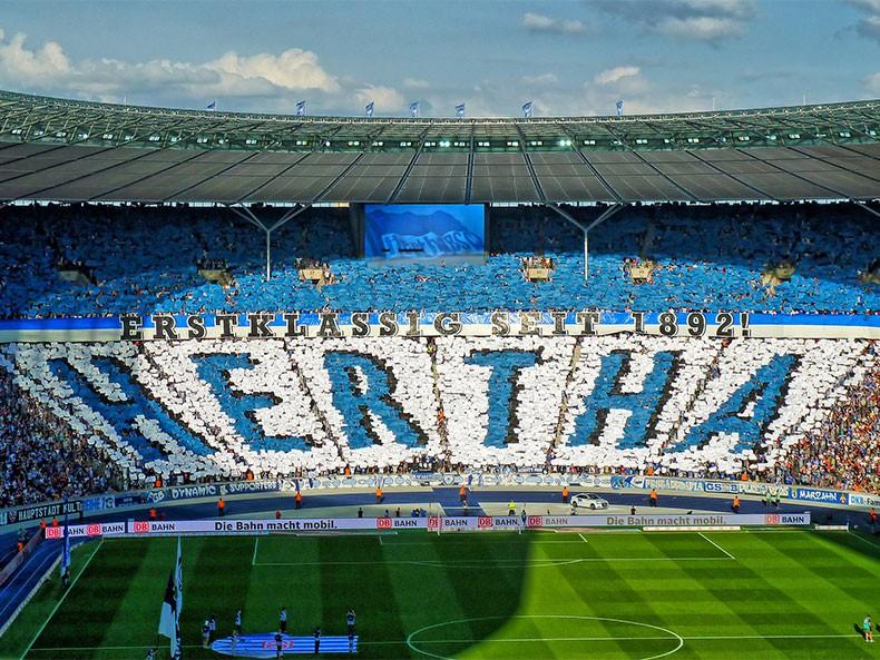 未来之路—柏林赫塔国际青少年足球夏令营来了!!!