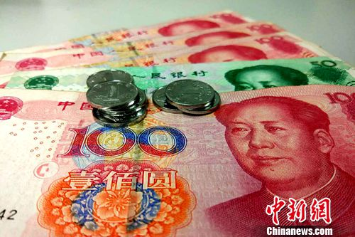 2017年一季度上海居民人均可支配收入最高。(资料图)中新网记者 李金磊 摄