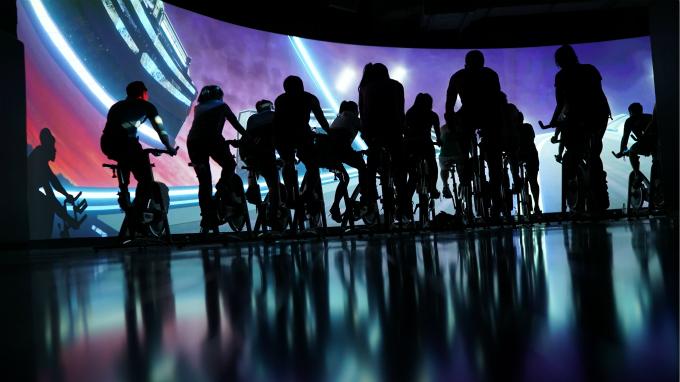 """解决传统单车同质化问题,知名健身体系莱美推出""""沉浸式单车课程"""""""