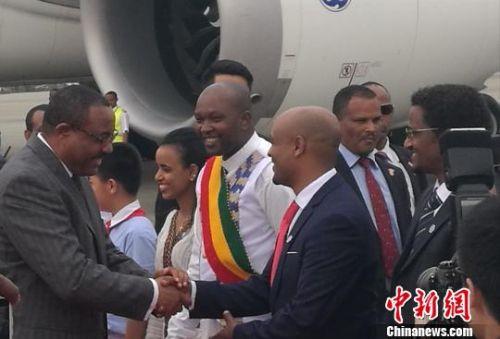 埃塞俄比亚总理海尔马里亚姆·德萨莱尼一行到访四川