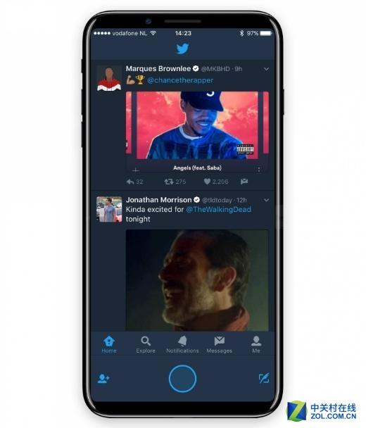 下一代iPhone也将使用OLED屏幕