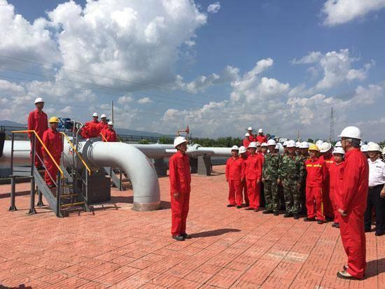 第4条能源进口通道打通!中缅原油管道原油进入中国