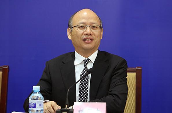 杨开忠 中国教育报 资料图