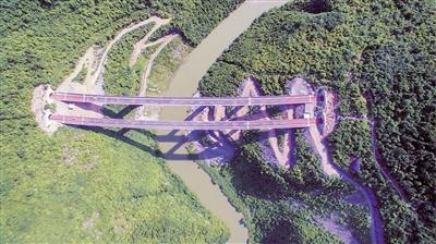 湖北利川|:互联互通新通道,打造重庆向东新出口