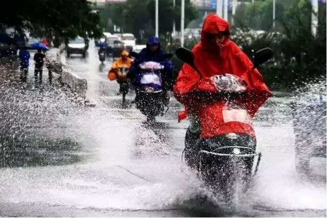下班快跑!河南连发124条预警!暴雨+雷电大风+冰雹马上杀到!端午节还有更虐心的