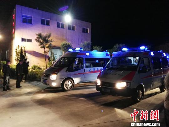 山西清徐煤矿透水事故救援结束 5人获救6人遇难