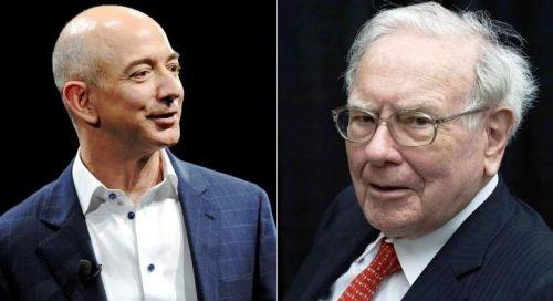 亚马逊CEO贝佐斯:巴菲特的赞美对我非常有意义