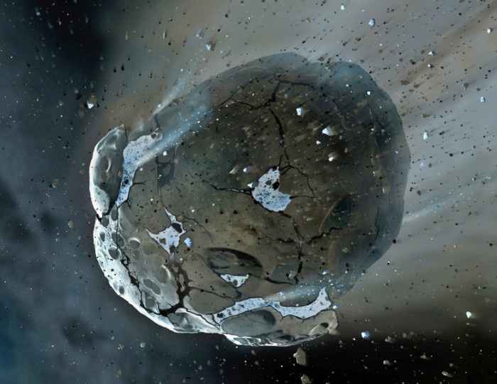5颗小行星即将掠过地球 最近距离只有5.6万公里