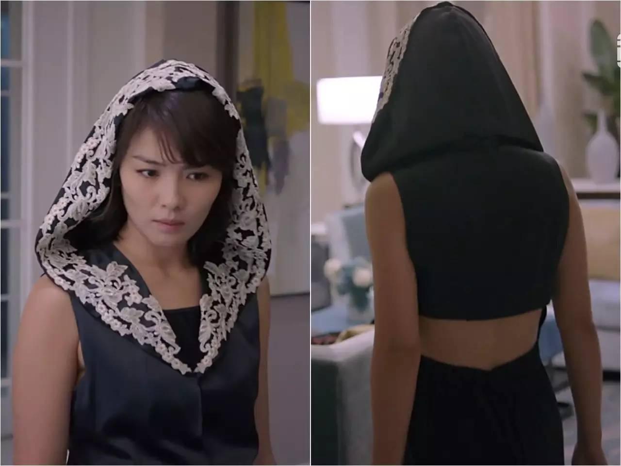 安迪的这套睡衣造型引起了很大争议