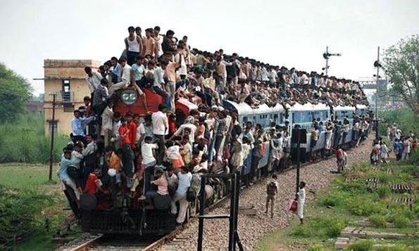印度人口分布_印度人口