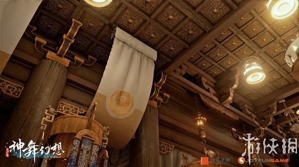 虚幻4引擎国产RPG《神舞实践》游戏场景细节视频