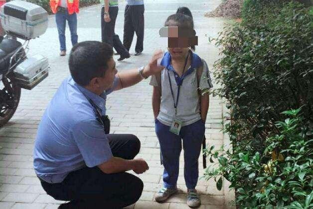情趣赖床起不来重庆一5岁女孩独自上幼儿园迷欢颜赵父母图片
