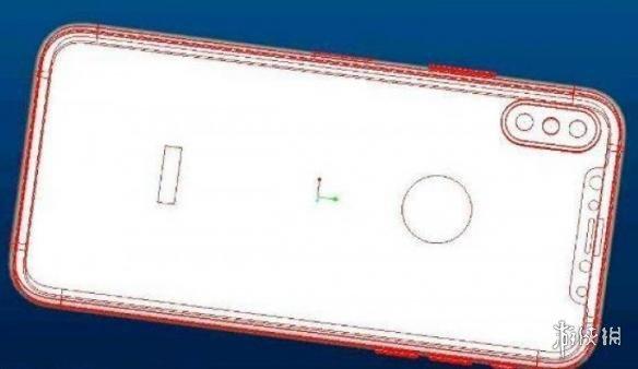 疑似iPhone 8 CAD图曝光 新机或将命名为iPhone X!