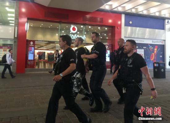 英国警方突袭多地 曼彻斯特爆炸案被捕嫌犯增至15名