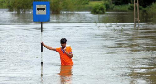 斯里兰卡洪灾已致151人死亡 多个地区仍有暴雨