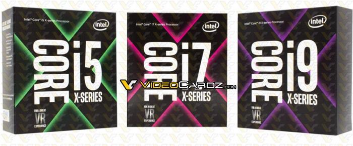 传英特尔准备推出18核/36线程的酷睿i9-7980XE处理器的照片 - 2