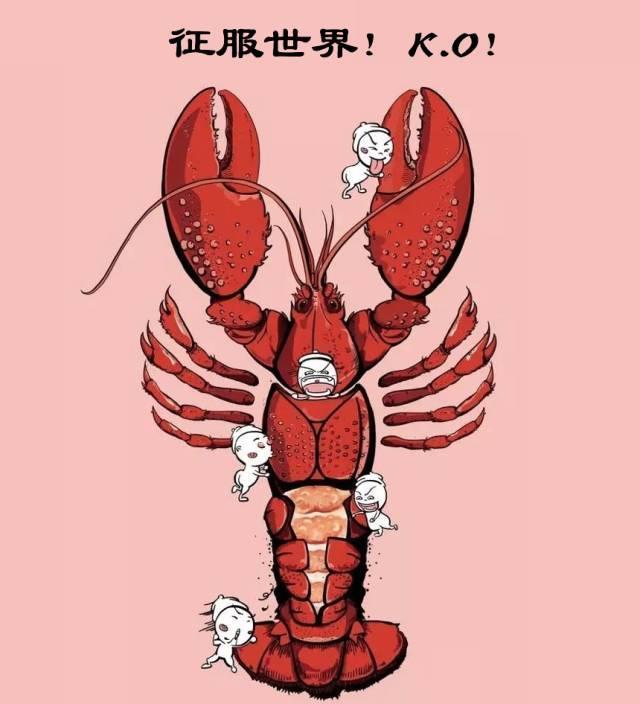 网红卡通手绘餐厅