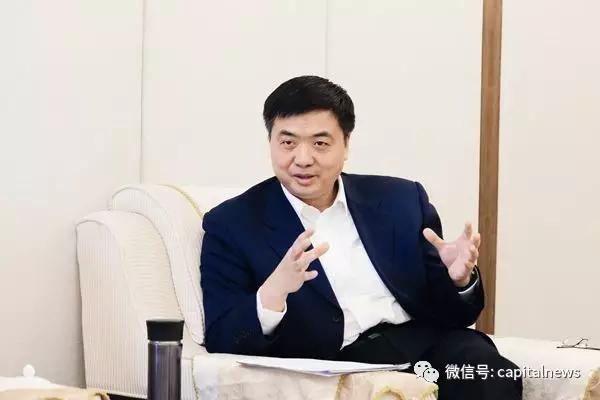 贵阳市委书记陈刚履新河北 曾任职北京朝阳