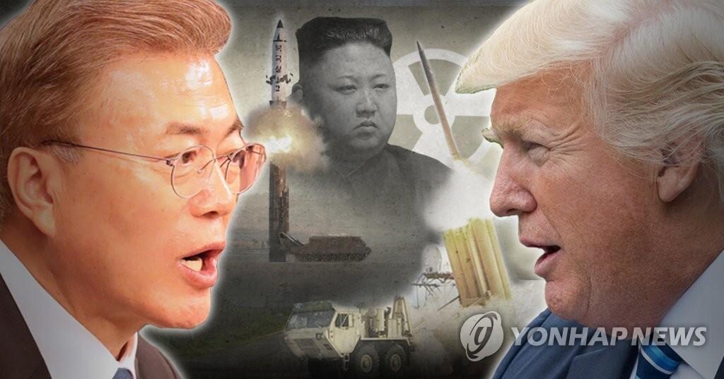 阅读更多关于《韩美首脑构和在即 韩调解对朝目标基调与美调和》