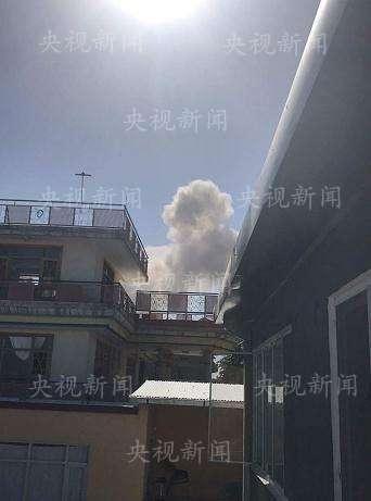 阿富汗首都使馆区爆炸已致80人死亡 约350人受伤