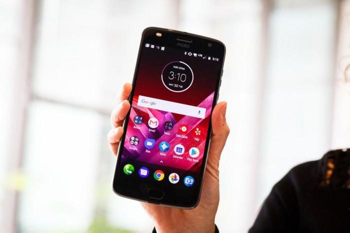 Moto Z2 Play真机上手的照片 - 18