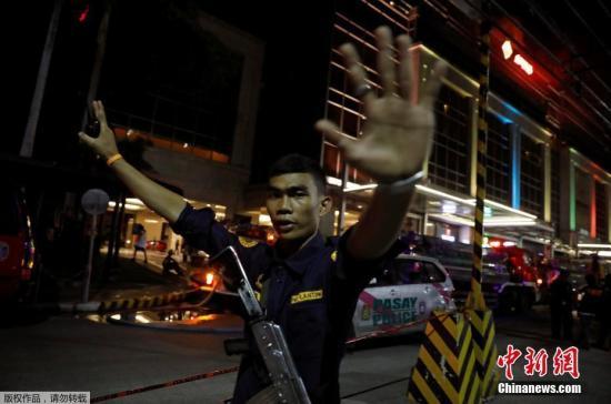 2017年6月2日,2名蒙面者手持长枪闯进马尼拉一酒店的赌场并开枪射击,造成数人受伤。
