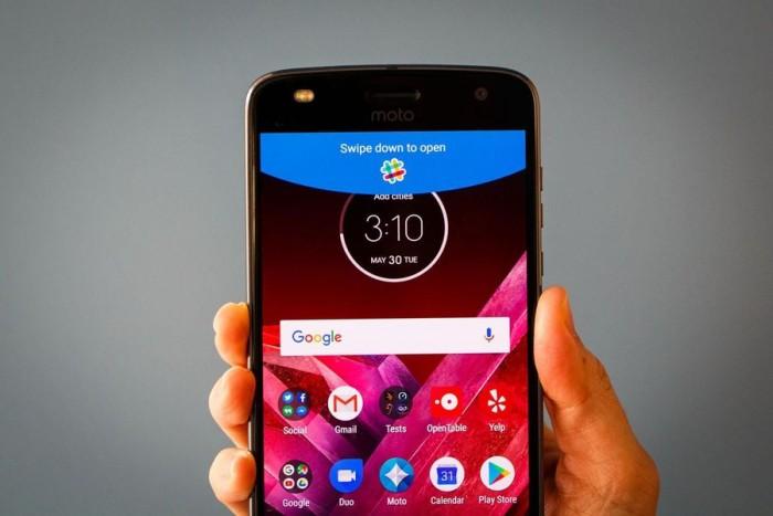 Moto Z2 Play真机上手的照片 - 16