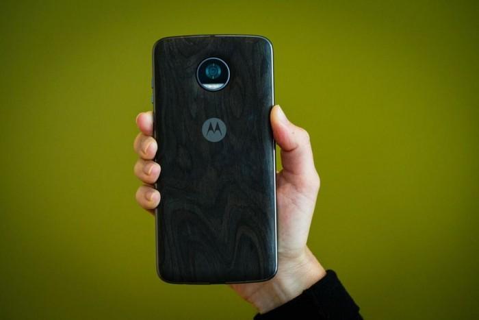 Moto Z2 Play真机上手的照片 - 15