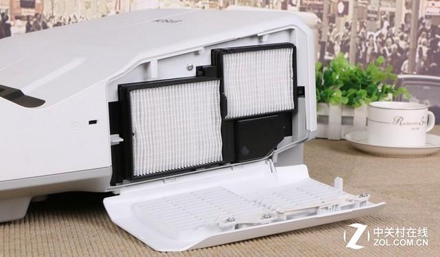 防尘对于3LCD激光投影机来说尤其值得关注