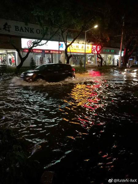 未来三天广东降水频繁 粤北粤东今有大雨局部暴雨
