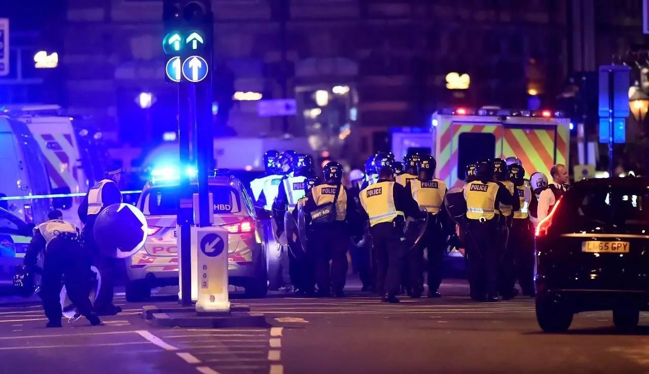 英国警方公布3名伦敦桥爆炸案袭击者身份