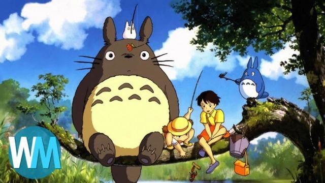 欧美媒体评选十佳日本动画公司 吉卜力仅第二名