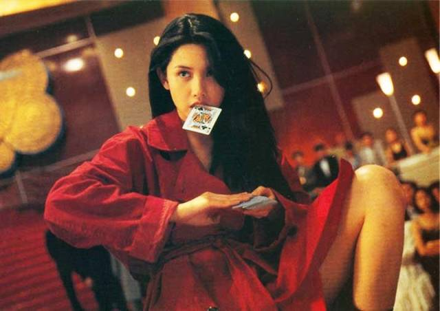 邱淑贞凭什么打败冰冰baby,成为男人最爱的女星? 娱乐八卦 图3