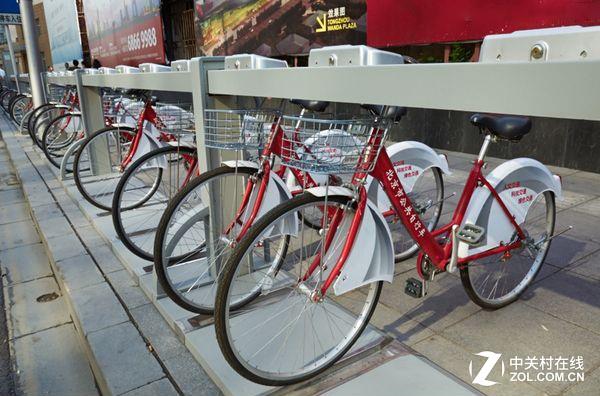城市自行车被后来出现的共享单车快速替代