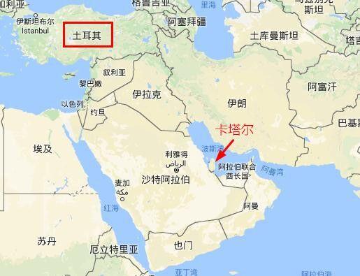 不支持孤立卡塔尔_土耳其议会批准在卡塔尔驻军